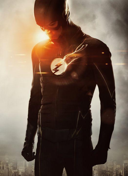 (2. Staffel) - Barry alias The Flash (Grant Gustin) und seine Freunde müssen sich mit alten und neuen Feinden auseinandersetzen ... - Bildquelle: 2015 Warner Brothers.