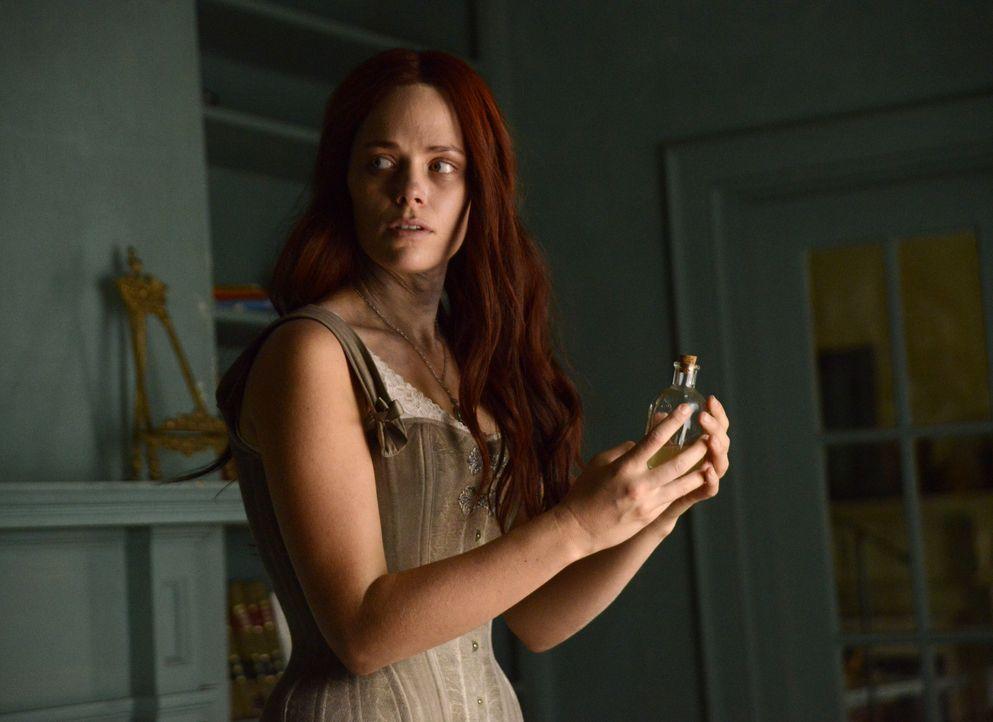Katrina (Katia Winter) trifft eine Entscheidung, doch dafür scheint es bereits zu spät zu sein ... - Bildquelle: 2014 Fox and its related entities. All rights reserved