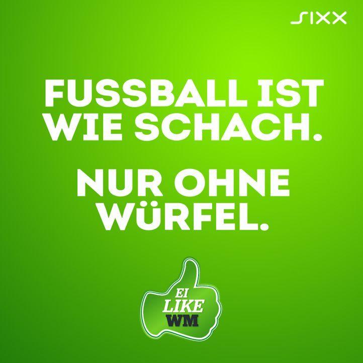 WM 2014: Funnyposts Schach - Bildquelle: sixx