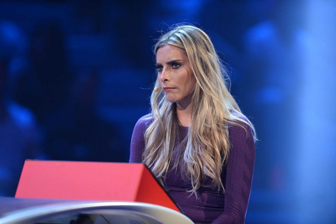 Wie wird sich Sophia Thomalla (Bild) gegen Fernanda Brandao schlagen? - Bildquelle: Willi Weber ProSieben