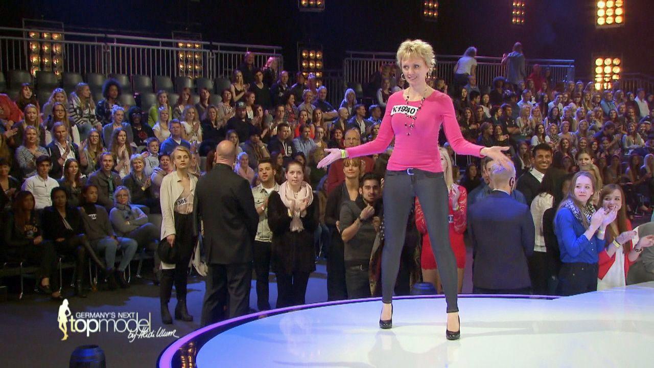 GNTM-10-Sendung01_086 - Bildquelle: ProSieben