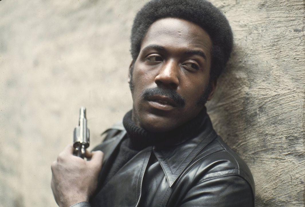 Ermittelt in einem neuen Fall: Privatdetektiv Shaft (Richard Roundtree) ... - Bildquelle: Warner Bros. Television