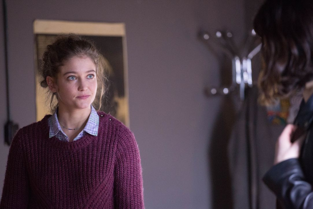 Das Verhältnis zwischen Emma (Sophie de Fürst) und Hyppolite ist weiterhin angespannt ... - Bildquelle: Eloïse Legay 2016 BEAUBOURG AUDIOVISUEL