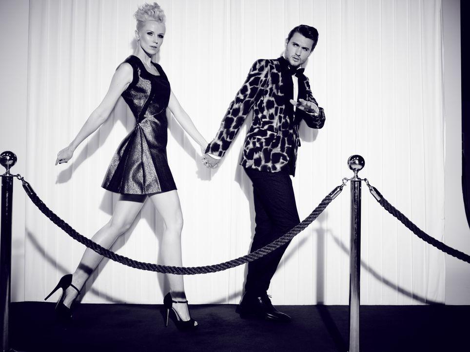 Fashion-Hero-Epi05-Shooting-Marco-Hantel-01-Thomas-von-Aagh - Bildquelle: Thomas von Aagh