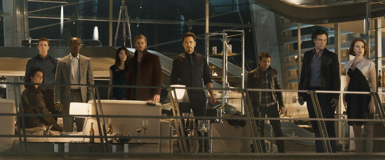 Marvels-Avengers-Age-Of-Ultron-08-Marvel2015 - Bildquelle: Marvel 2015