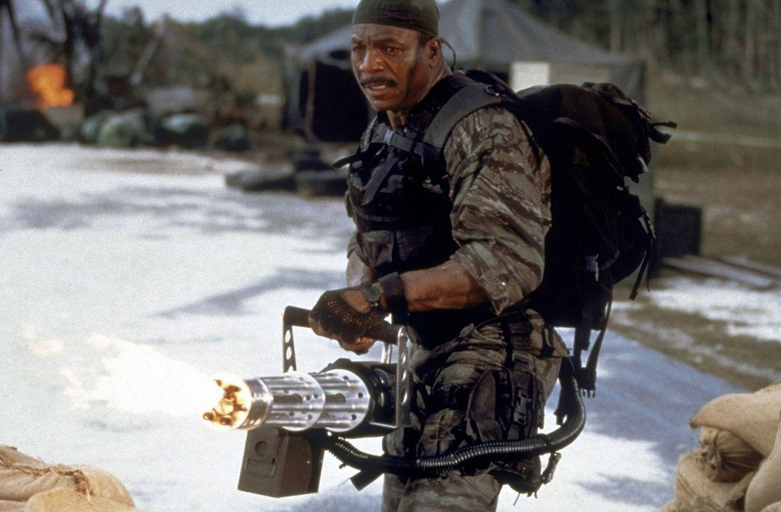 Setzt im Kampf alle Mittel ein: Roy Brown (Carl Weathers) ... - Bildquelle: Alliance Entertainment