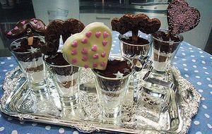 Enies Keks-Lollies sind ein super Weihnachtsgeschenk für alle Krümelmonster....