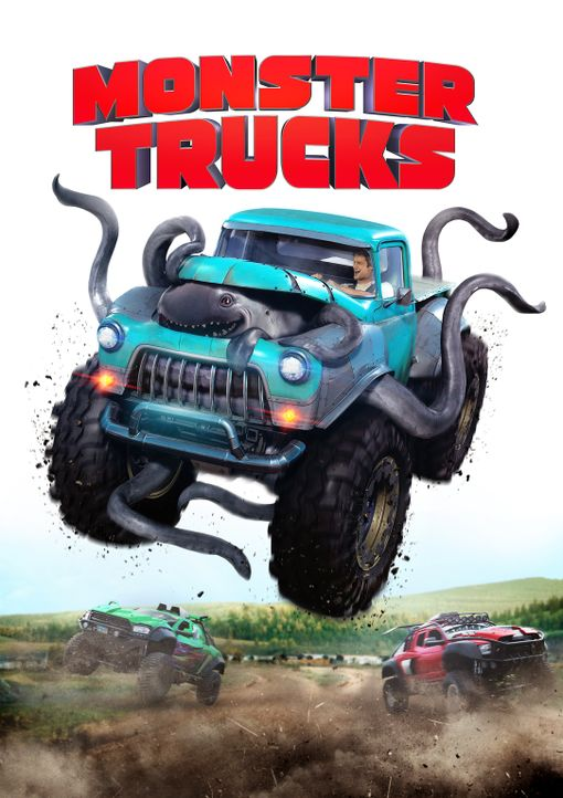 Monster Trucks - Artwork - Bildquelle: 2016 Paramount Pictures. All Rights Reserved.