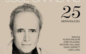 Jose Carreras Cover