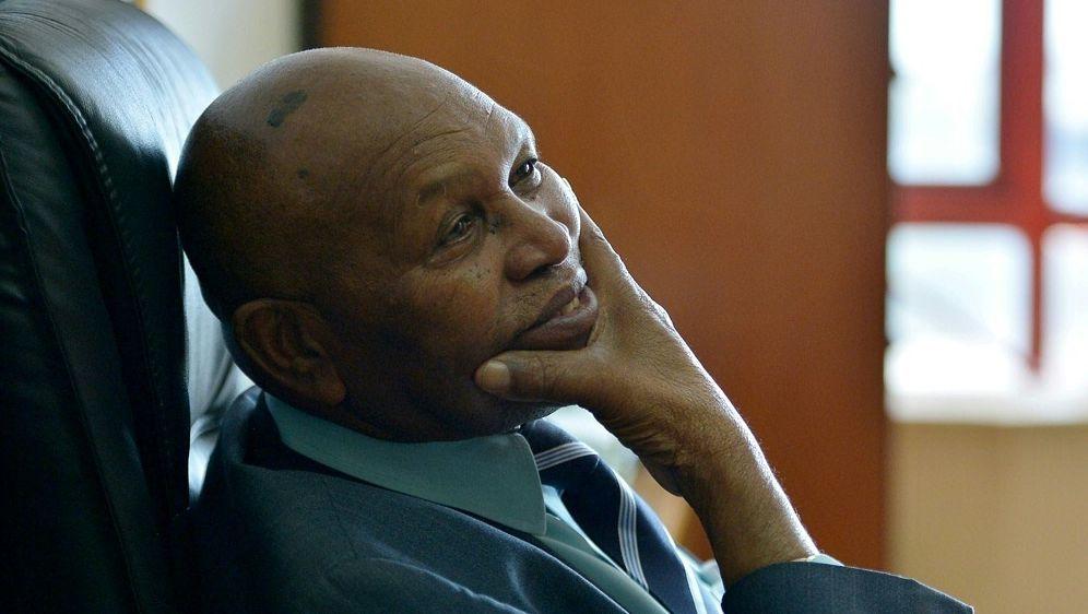 Kipchoge Keino muss sich vor Gericht verantworten - Bildquelle: AFPSIDTONY KARUMBA