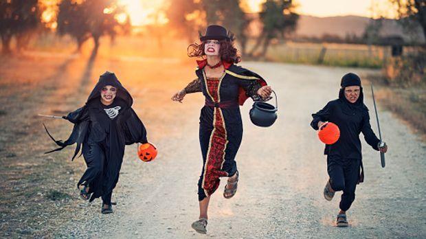 Gruselige Halloween Sprüche Für Die Geisternacht