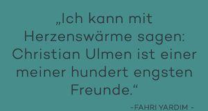 Zitat Fahri Yardim