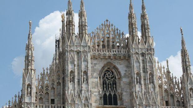 Die Mailänder Kathedrale