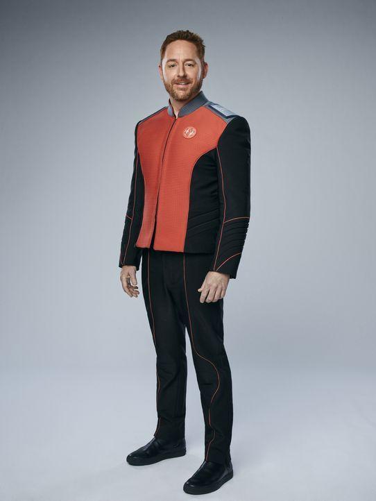 (1. Staffel) - Lt. Gordon Malloy (Scott Grimes) ist der beste Steuermann der gesamten Flotte, doch seine Probleme mit Obrigkeiten machen die Zusamme... - Bildquelle: 2017 Fox and its related entities.  All rights reserved.