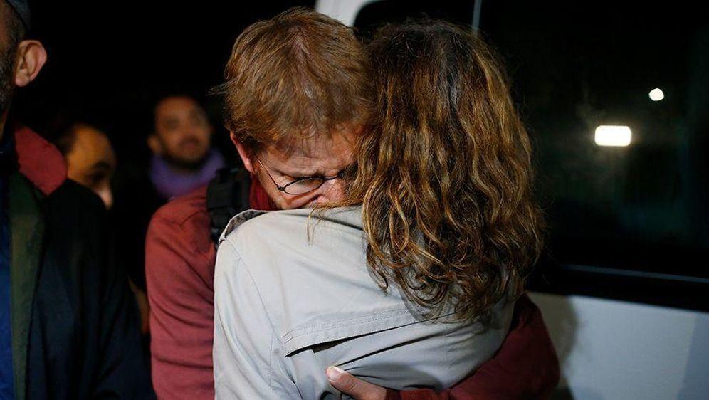 - Bildquelle: Emrah Gurel/AP/dpa