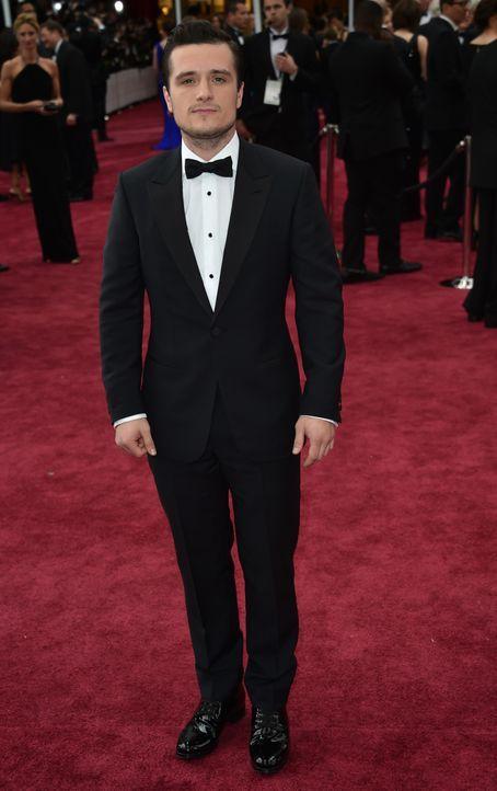Josh Hutcherson Red Carpet - Bildquelle: getty AFP