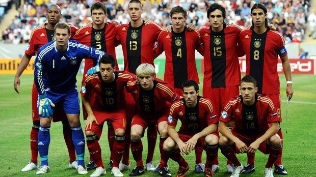 Deutschland U21 Europameister