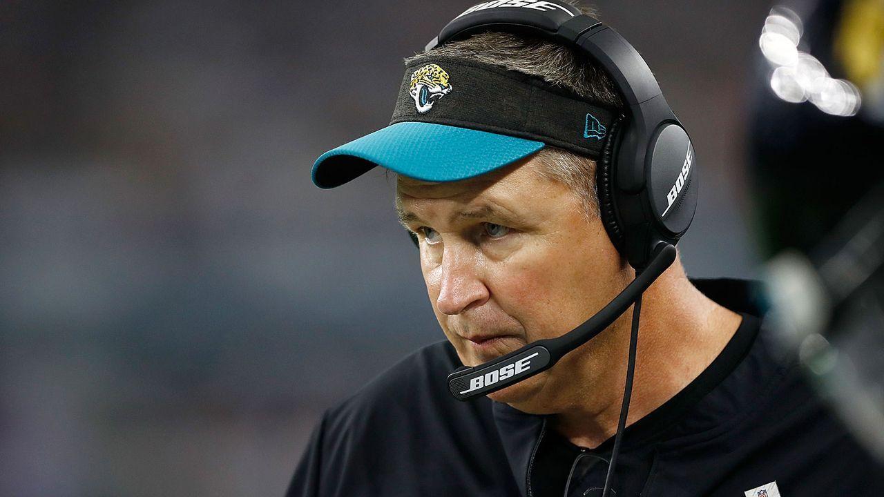 Doug Marrone (Jacksonville Jaguars) - Bildquelle: 2018 Getty Images