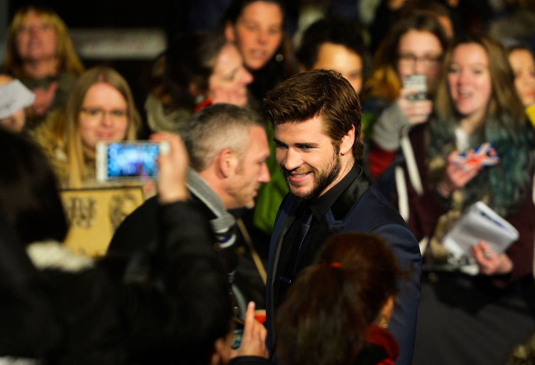 Hunger-Games-Catching-Fire-Deutschland-Premiere-19-AFP - Bildquelle: AFP