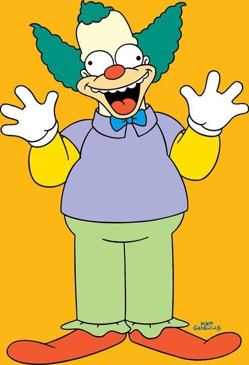 (15. Staffel) - 'Krusty der Clown' ist nicht immer lustig ... - Bildquelle: und TM Twentieth Century Fox Film Corporation - Alle Rechte vorbehalten
