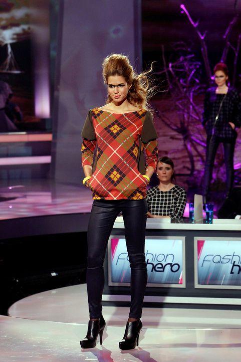 Fashion-Hero-Epi03-Show-010-ProSieben-Richard-Huebner - Bildquelle: Richard Huebner