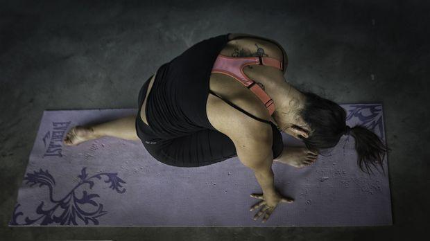 ist yoga gut zum abnehmen