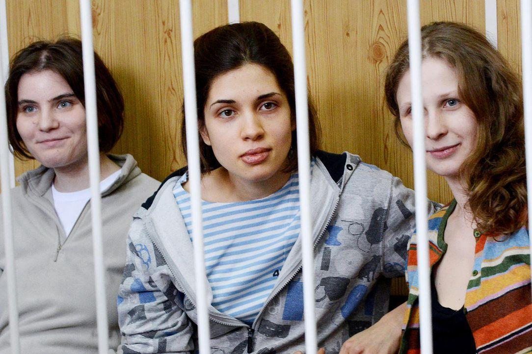09-pussy-riot-12-07-20-natalia-kolesnikova-afpjpg 1700 x 1132 - Bildquelle: Natalia Kolesnikova/AFP