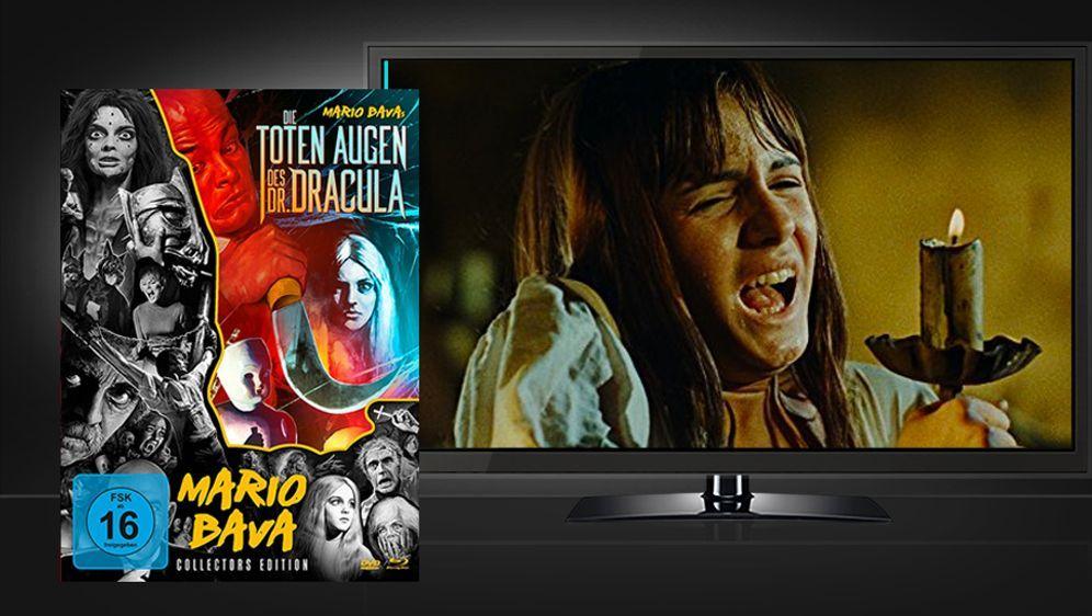 Die toten Augen des Dr. Dracula (DVD + Blu-ray) - Bildquelle: Koch Media