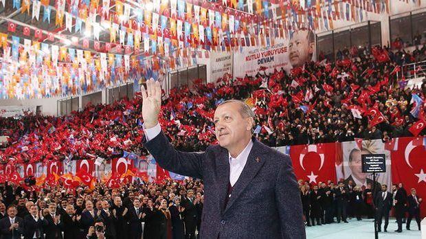 Erdogan bezeichnet  Israel als Terrorstaat