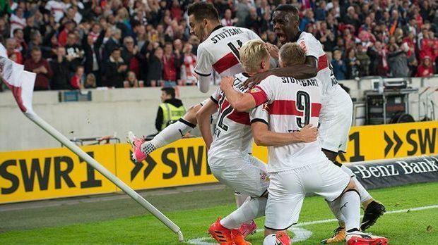 Köln mit Last-Minute-Pleite gegen Stuttgart