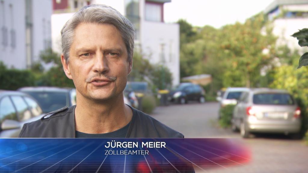 Zoll - J++rgen Meier - Bildquelle: SAT.1