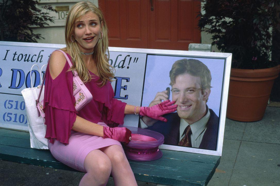 Eigentlich lässt sich die attraktive Christina (Cameron Diaz) auf keine langlebigen Männergeschichten ein, doch dann begegnet ihr ein wahrer Traum... - Bildquelle: 2003 Sony Pictures Television International