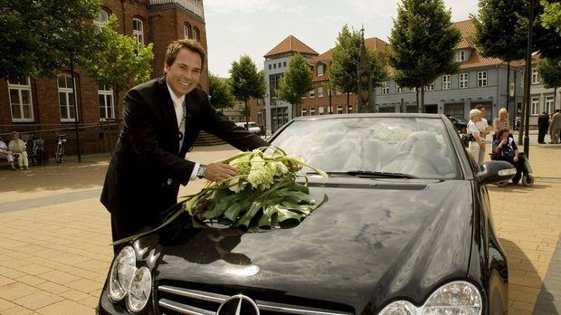 Frank Matthée ist Deutschlands bekanntester Weddingplaner! Er begleitet deuts...