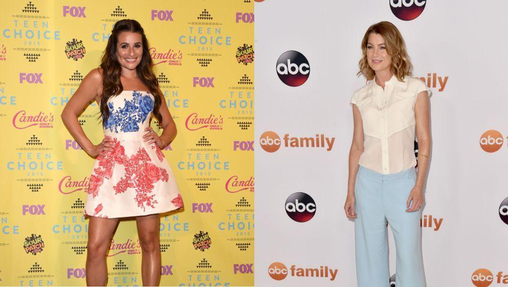 Grey\'s Anatomy Staffel 12: Lea Michele bettelt um Rollenangebot - sixx