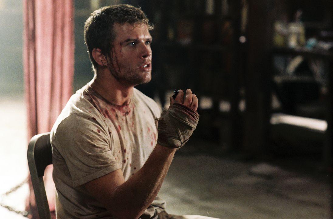 Martij (Ryan Phillippe) muss sich gegen seinen Entführer und dessen brutale Foltertechnik behaupten - und das Puzzle der irreführenden Befragungen... - Bildquelle: Lions Gate Films