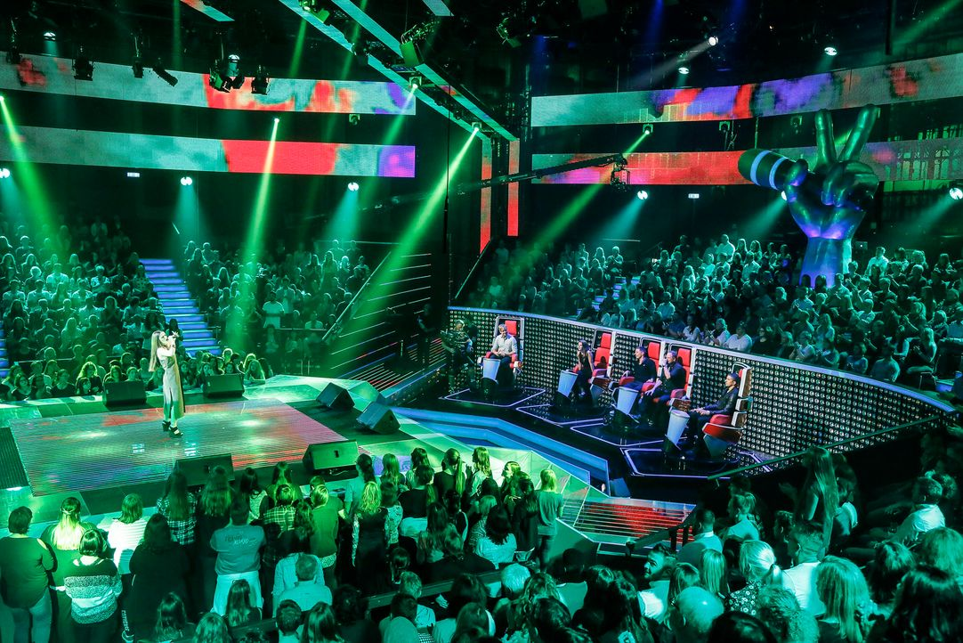 TVOG2016_Florentina_89A3810 - Bildquelle: ProSieben/Richard Hübner