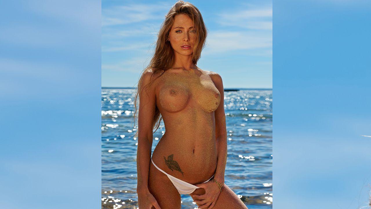 Alicia-Büchel-1 - Bildquelle: Philip la Pepa für Playboy Dezember 2015