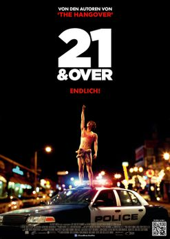 21 & Over - 21 AND OVER - Plakatmotiv - Bildquelle: 2011 Twenty One and O...