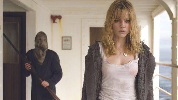 Noch weiß Jess (Melissa George) nicht, dass auf dem leeren Passagierschiff ei...