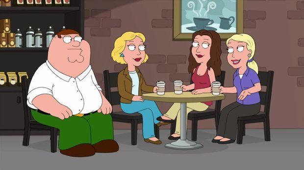 Family Guy - Family Guy - Staffel 14 Episode 17: Peters Neue Freundinnen