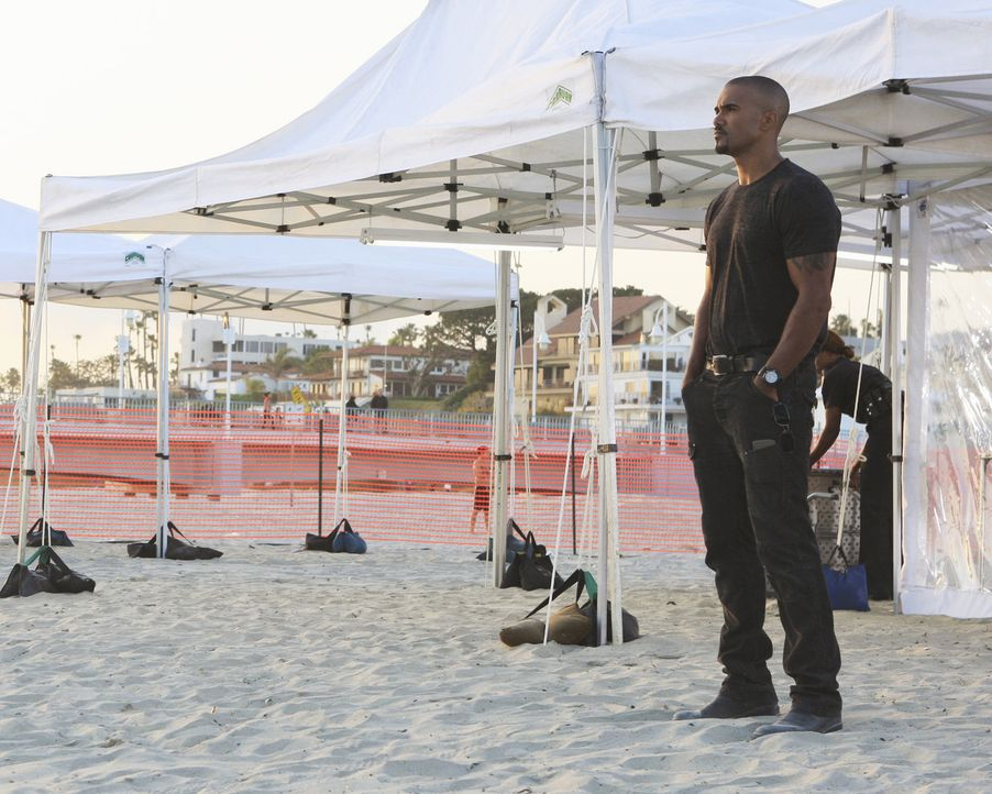 Bei einem neuen Fall wird Morgan (Sherman Moore) mit seiner Familie konfrontiert ... - Bildquelle: ABC Studios