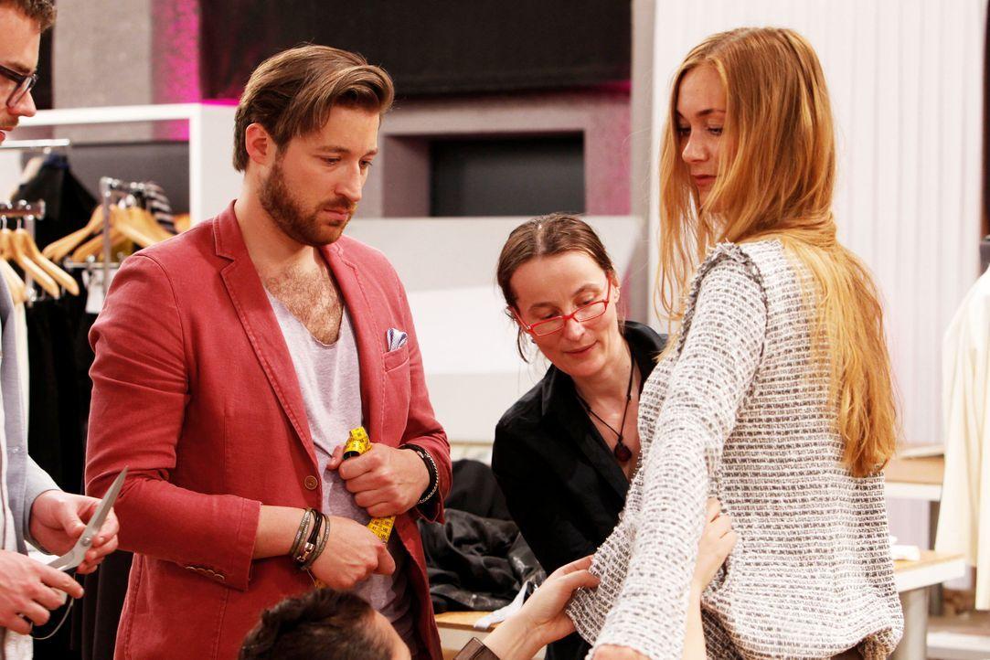 Fashion-Hero-Epi01-Atelier-70-ProSieben-Richard-Huebner - Bildquelle: ProSieben / Richard Huebner