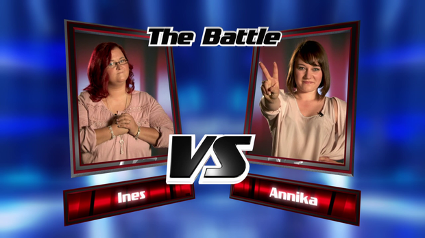 Ines vs. Annika