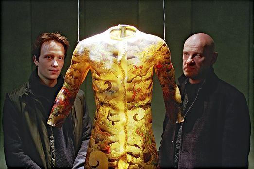 Tattoo - Alle Opfer weisen die gleichen bestialischen Verstümmelungen auf. Ih...