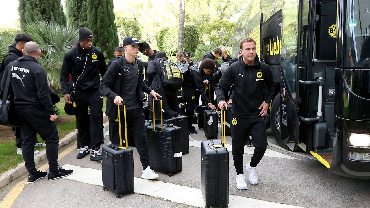 Borussia Dortmund (Marbella/Spanien) - Bildquelle: imago/DeFodi