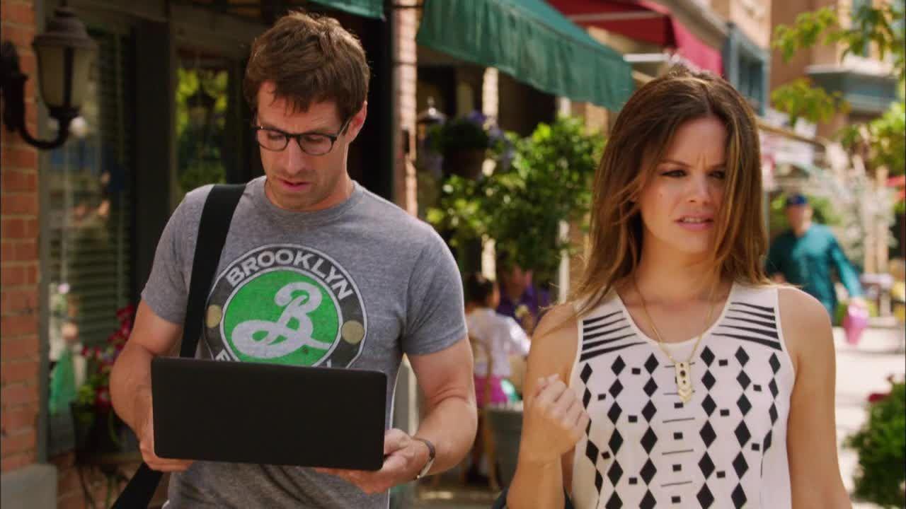 Joel hat kein Netz: - Bildquelle: Warner Bros. Entertainment Inc.