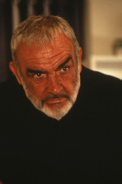 Connor (Sean Connery) erkennt, dass dieser Fall hochbrisante wirtschaftliche und politische Hintergründe hat ... - Bildquelle: 1993 Twentieth Century Fox Film Corporation. All rights reserved.