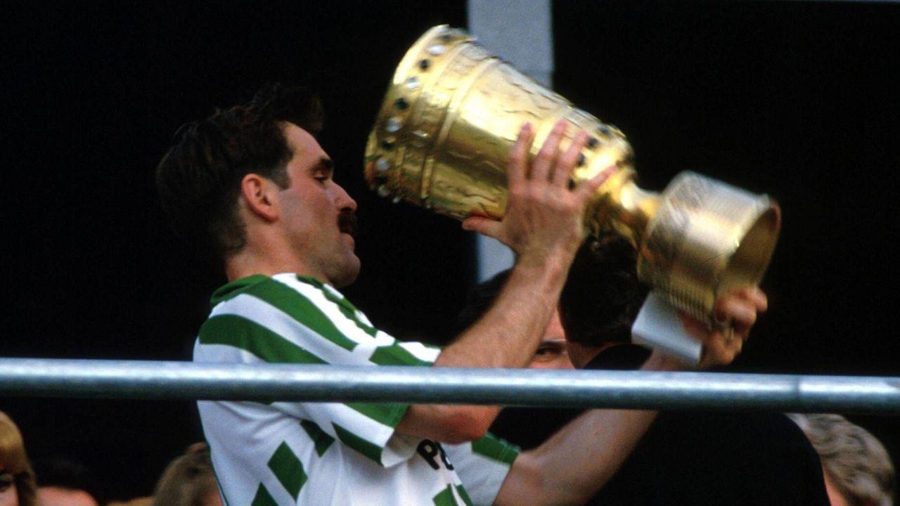 Die meisten Pokalspiele: Mirko Votava, 79 - Bildquelle: Imago