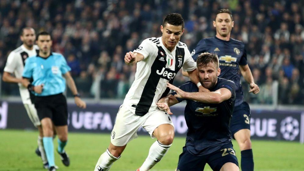 Ronaldos Treffer reicht Turin nicht zum Sieg - Bildquelle: AFPSIDIsabella BONOTTO