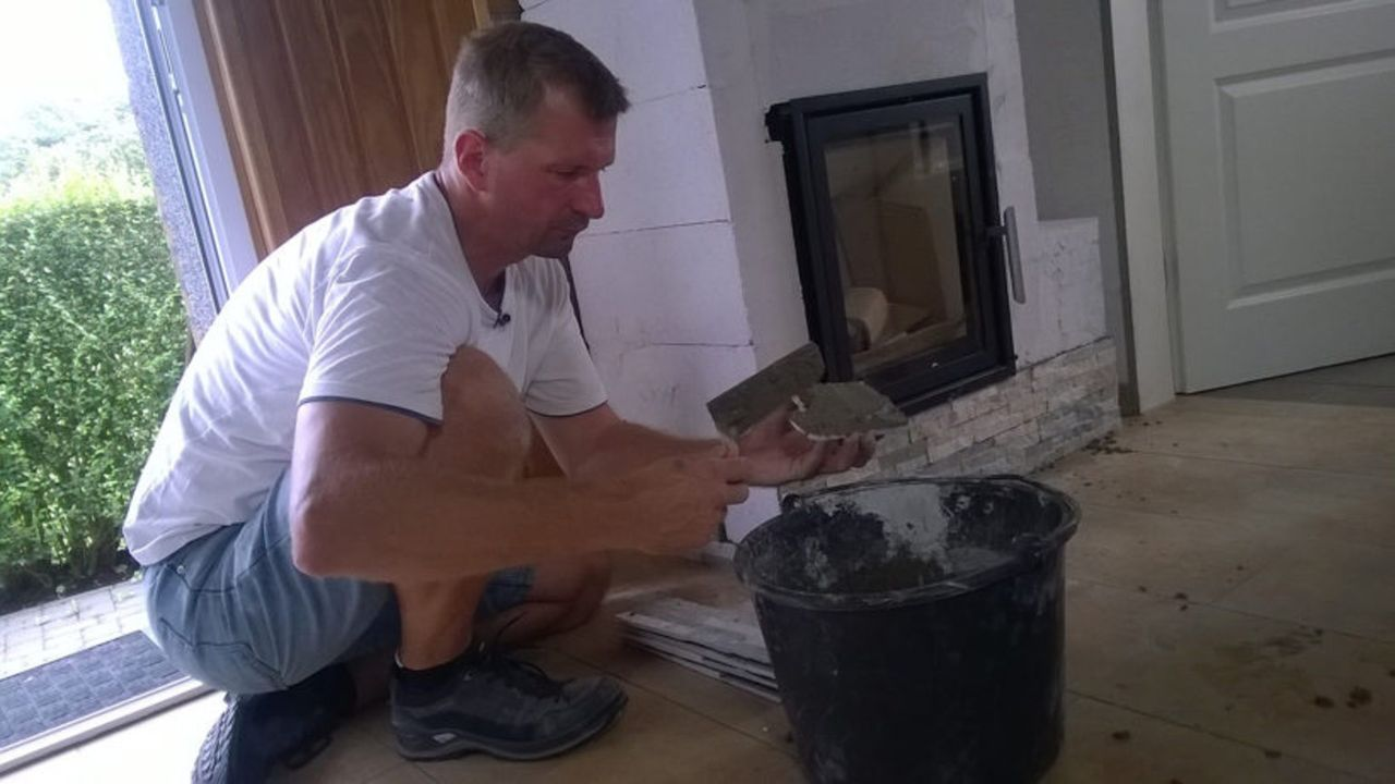 Kann er oder kann er nicht? Hobbyheimwerker David Büttner muss beweisen, dass er so gut ist wie ein Profi. - Bildquelle: kabel eins